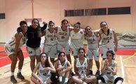 BASQUETEBOL| Seniores femininas do GICA/ATZ vencem Vasco da Gama