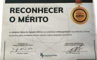 Basquetebol do GiCA distinguido com Prémio de Mérito Desportivo