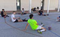 Andebol | Regresso aos treinos ao ar livre
