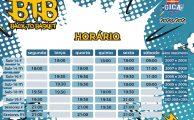BASQUETEBOL| HORÁRIOS 2020/21
