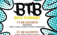 BASQUETEBOL| Pré-época arranca já dia 17 de Agosto