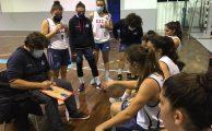 BASQUETEBOL| SÉNIORES FEMININAS PERDEM NA DESLOCAÇÃO À GAFANHA