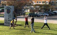 BASQUETEBOL| Atividade física ao ar livre