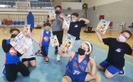 BASQUETEBOL| Distribuição de Banda Desenhada para promoção dos valores éticos no desporto